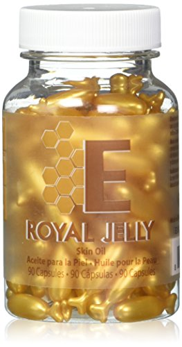 (Royal Jelly Skin Oil Capsules by EasyComforts 90)