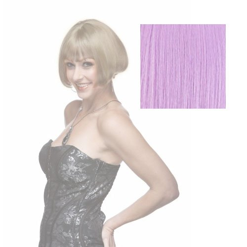 Sepia Costume Eve Synthetic Wig - Violet