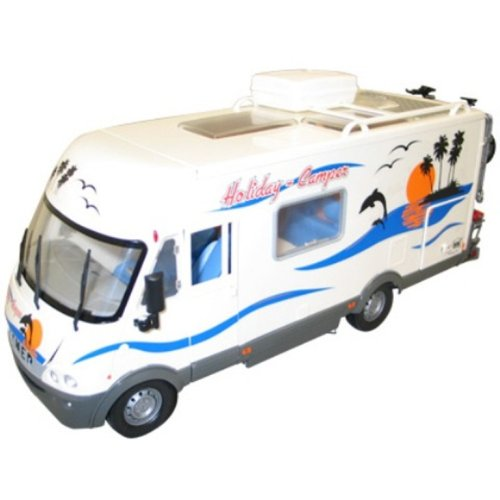 camping car hymer int gral friction jouets