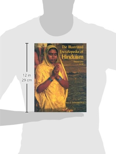 The Illustrated Encyclopedia of Hinduism, Vol. 1: A-M by Brand: Rosen Publishing Group (Image #1)