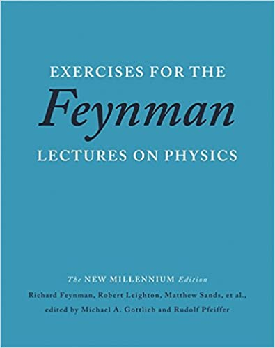 image for Exercises for the Feynman Lectures on Physics