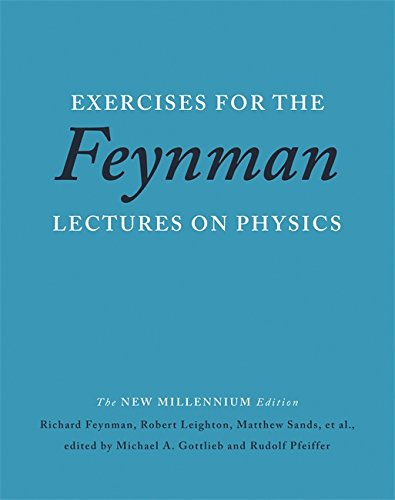 Exercises for the Feynman Lectures on Physics