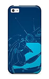 New Style Alicarty Hard Case Cover For Iphone 5c- Modern Art