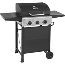 Master Cook Classic Smart Space Living 3 Burner LP Gas Grill