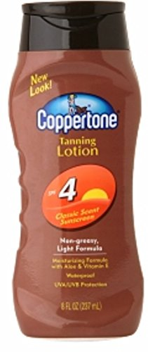 coppertone-sunscreen-lotion-spf-4-8-oz-pack-of-12