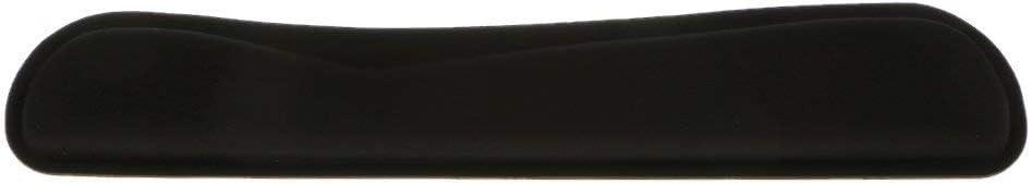 Tenlacum Soft Cushion Wrist Support Pad Computer Keyboard Comfort Mat Arm Rest Black