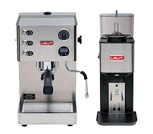 Espresso Siebträgermaschine Lelit PL 81 T Grace