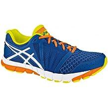 Asics Gel Lyte33 2 woman shoes Gentlemen orange/blue
