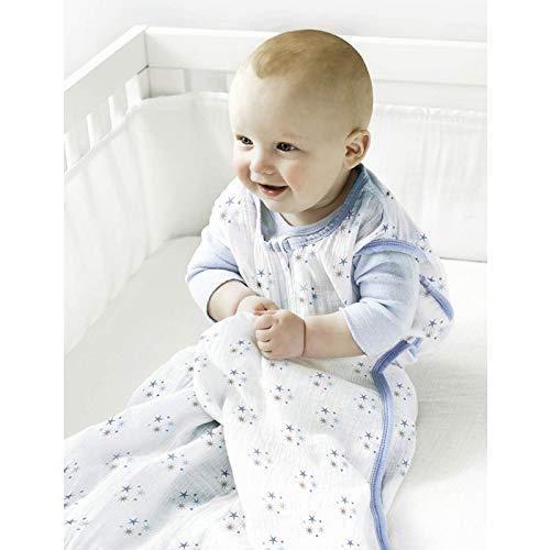 Yichener - Saco de Dormir para bebé 100% Muselina algodón Aden ...