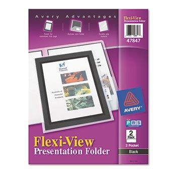 Flexi-View Two-Pocket Polypropylene Fold - Flexi View Two Pocket Folders Shopping Results