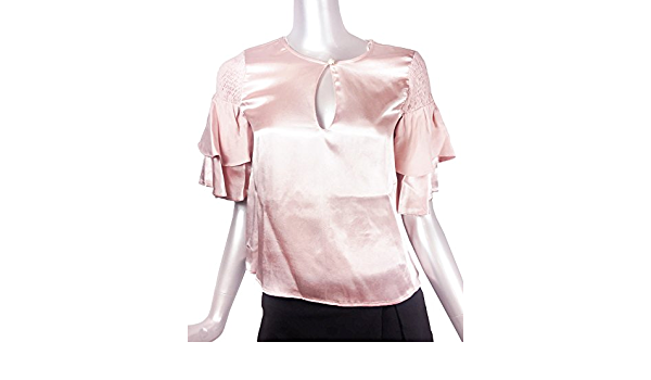 Zara - Camisas - para mujer Rose Large: Amazon.es: Ropa y ...