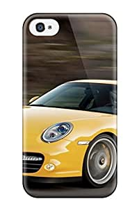 New Premium Flip Case Cover Vehicles Car Skin Case For Iphone 4/4s