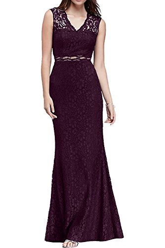 Ivydressing - Vestido - Estuche - para mujer morado 38