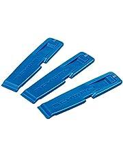 Palancas de neumáticos Schwalbe (juego de 3 piezas) - Azul