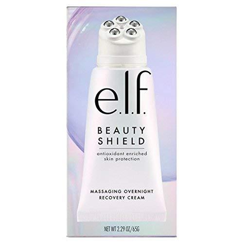e.l.f. Beauty Shield Massaging Overnight Recovery Cream 2.29 oz