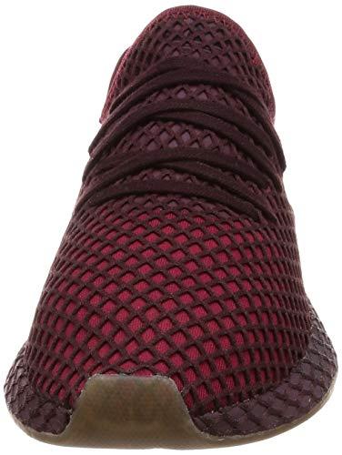 Adidas De Green S18 Gymnastique Burgundy ash collegiate Chaussures Homme Rouge Burgundy collegiate Runner Deerupt rTqwr6Z