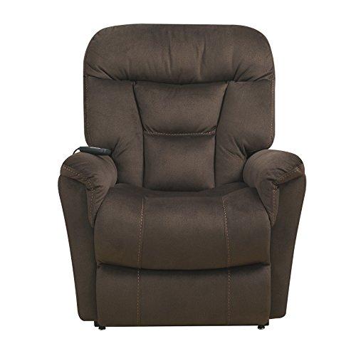 Pulaski Dark Motor Fabric Chair