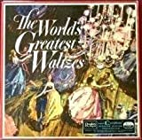 The World's Greatest Waltzes / Vienna State Opera Orchestra Conducted By Josef Leo Gruber, Reg Owen & Massimo Freccia [3 Vinyl LP Box Set] [Stereo]