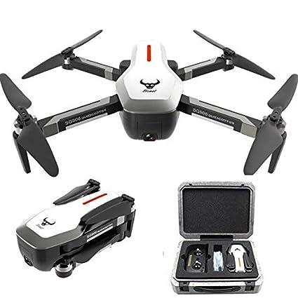 MeterMall ZLRC Bestia SG906 5G WiFi GPS FPV Drone con cámara 4K y ...