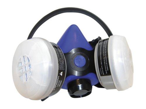 SAS Safety 2761-50 Professional Blue Half Mask Respirator