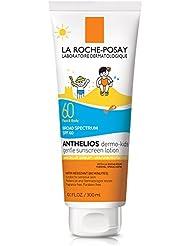 La Roche-Posay Anthelios Dermo Kids Sunscreen SPF 60, 10.1 Fl. Oz.