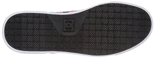 DC Frauen Danni TX Skate-Schuhe, EUR: 36, Black/Fuchsia