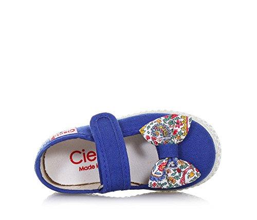 CIENTA Ballerine-Bleu-Fille