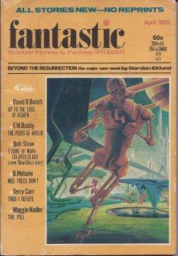 FANTASTIC Stories: April, Apr. 1972