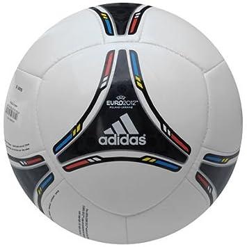 Adidas Euro 2012 Tango Glider - Balón de fútbol blanco 1895512091efa