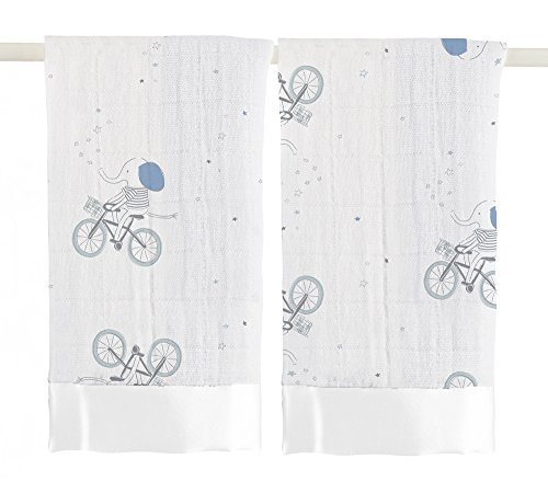 - aden + anais Classic Issie Security Blanket, Night Sky Reverie