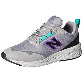 New Balance Women's Fresh Foam 515 Sport V2 Sneaker, Marblehead/Voltage Violet/Verdite, 5 W US
