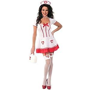 06019e927364e Starline Women's Sexy Frisky Nurse Costume Set - Funtober