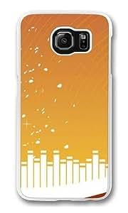 High Summer11 Polycarbonate Hard Case Cover for Samsung S6/Samsung Galaxy S6 Transparent Kimberly Kurzendoerfer
