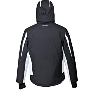a6163d4620 COX SWAIN TITANIUM Men 3-Layer Ski   Snowboard Jacket Finley with RECCO and  15.000mm waterproof