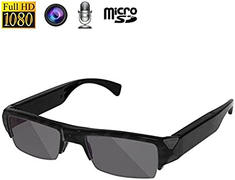 1 paire de lunettes de soleil Espion