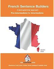 Pre-Intermediate to Intermediate - French Sentence Builders