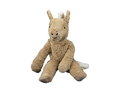 """Senger Stuffed Animals - Organic Cotton Beige Horse 12"""" from Senger Tierpuppen"""