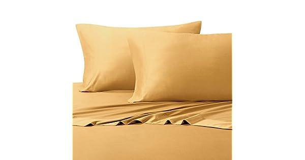 Amazon.com: Fundas de almohada de bambú sedoso y suave, 100 ...