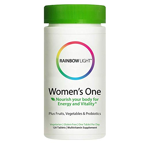 - Rainbow Light Women's One Multivitamin - 120 Tab