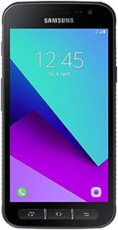Samsung Galaxy Xcover 4 Smartphone negra (12,67cm [pantalla táctil de 4,99pulgadas]), 16 GB de memoria, sistema operativo Android