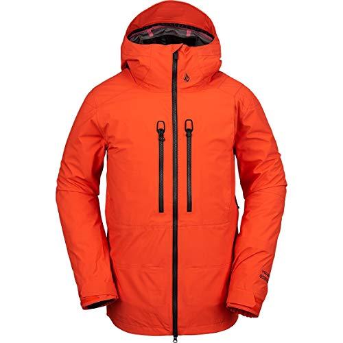 Volcom Men's Guide Gore-tex Flannel Back Snow Jacket