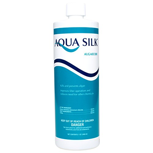 advantis Aqua Silk Pool Algaecide - 1 Quart