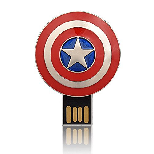 16 gb Captain America 2.0 Usb flash drive - 4