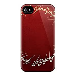 New Fashionable Luoxunmobile333 YZK3033XdDb Covers Cases Specially Made HTC One M7 (lord Of The Rings)