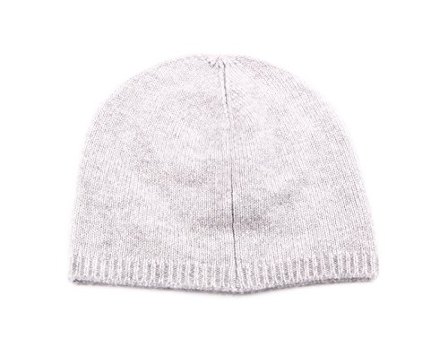 (Miuk Women's 100% Pure Cashmere Basic Knit Hat)