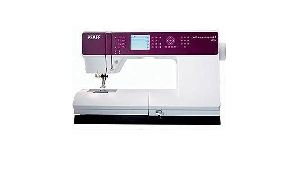 PFAFF 7393033080341 - Máquina de Coser Quilt Expression 4.2: Amazon.es: Hogar