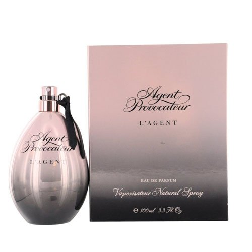 Agent Provocateur Rose Eau De Parfum - Agent Provocateur L'agent Eau de Parfum Spray for Women, 3.4 Ounce