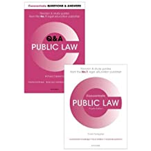 Public Law Revision Concentrate Pack: Law Revision and Study Guide