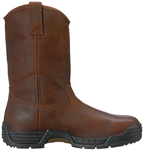 Brown Boot Rocky RKK0215 Construction Men's nTxqzaY
