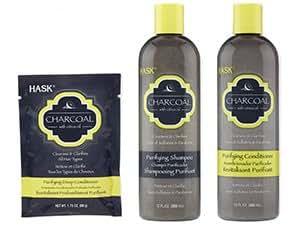 Amazon.com : Hask Sh Charcoal Clarifyi Size 12z Hask